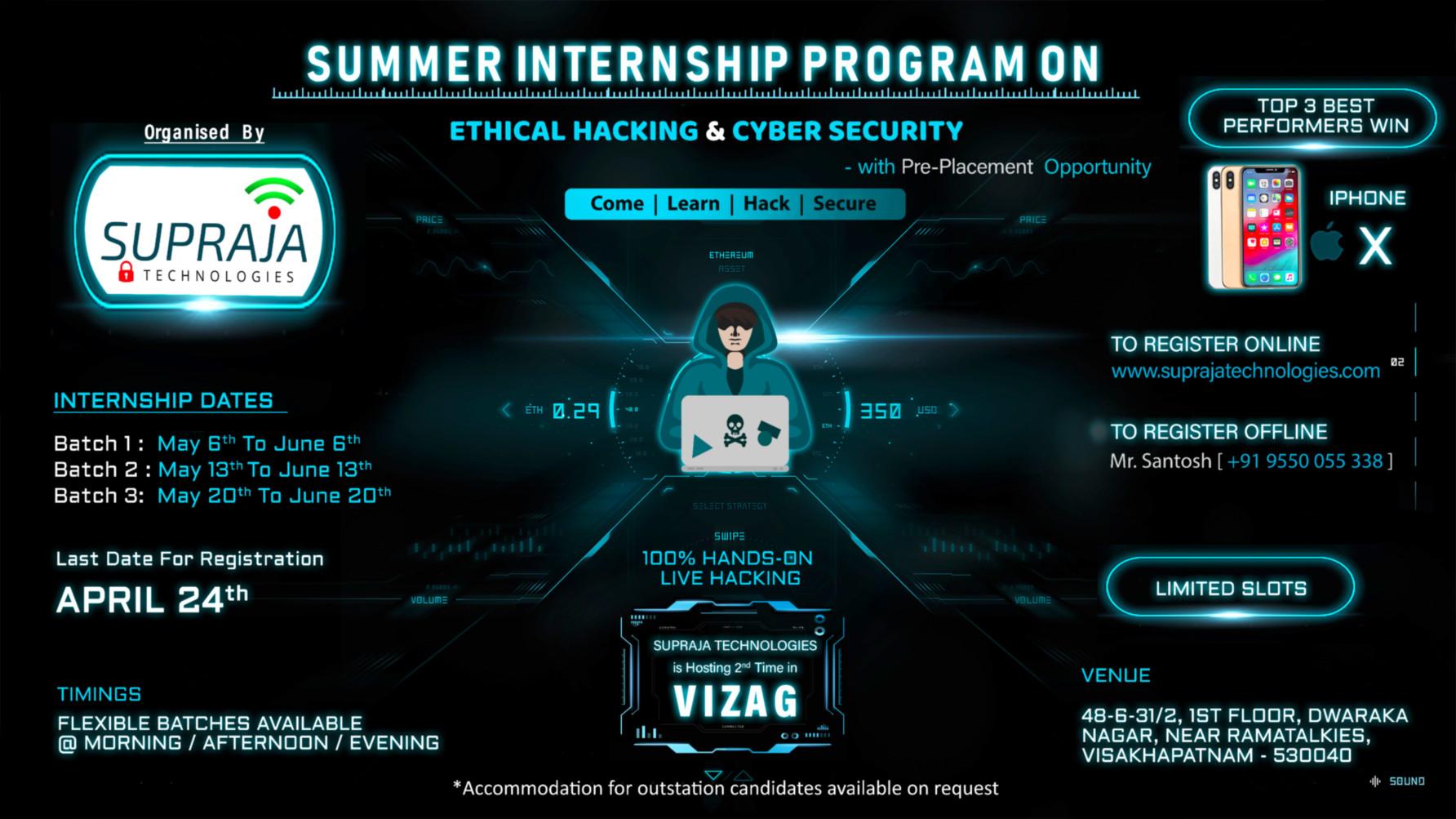 vizag internship 2019
